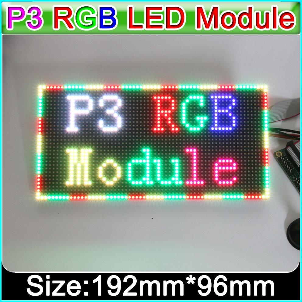 P3 interior color completo Módulo De Pantalla led 64*32 píxeles SMD rgb p3 led panel 1/16 de escaneo de alta actualiza... P4 P5 P6 P10 Módulo de video led Película de vidrio templado curvada 20D para Huawei P10 Lite P20 Lite P30 Pro película protectora de pantalla P30 de vidrio de la cubierta completa
