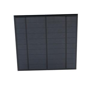 Image 2 - 5V 4.2W 840mA panneau solaire Portable Mini Sunpower bricolage Module panneau système pour lampe solaire batterie jouets téléphone chargeur cellules solaires
