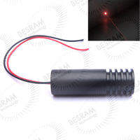 18*45mm focusable 100 mw 150 mw 650nm 660nm vermelho dot laser módulo diodo 5vdc|diode red|diode laser module|diode module -