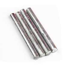 цена на high Purity Zinc Rods Zn 99.5% Anode Electroplating Solid Round Bar Durable Universal for Anode Electroplating 10mm 20mm