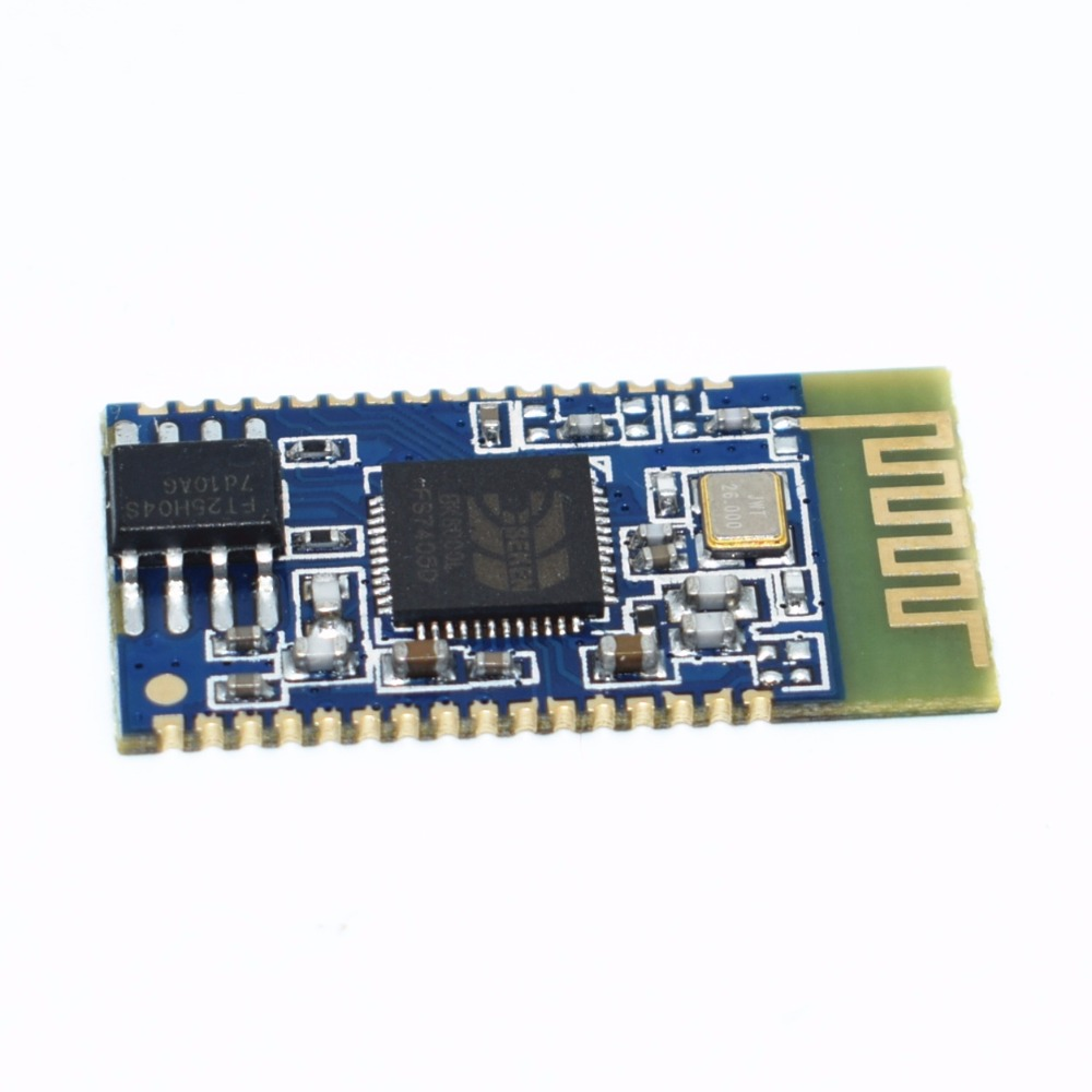 Bluetooth Stereo Audio Module Transmission <font><b>BK8000L</b></font> AT Commands SPP Bluetooth Speaker Amplifier DIY F-6188 image