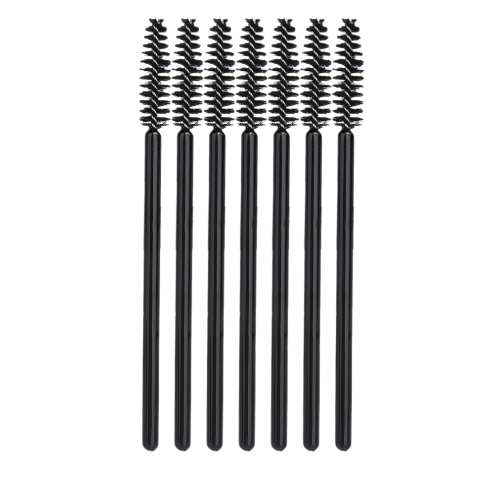 Buy 100pcs disposable eyelash brush for Mascara with comb wand