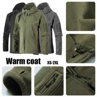 Neutral Outdoor Thicken Warm Coat Fleece Jacket Hiking Mountaineering Jacket