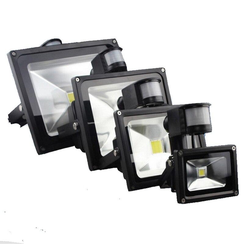 Led Flood Lights 50w Pir Motion Sensor