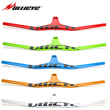 ULLICYC 2019 Mountain Bike/MTB New Full Carbon Fibre Handlebar Bicycle And Stem Integratived Up to 800mm YT899