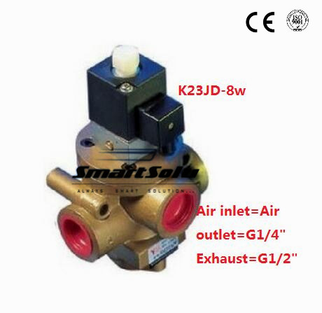 Здесь продается  Air Valve 2/3 Way Stop Type Electric Control Reversing Valve Pneumatic Stop Valve Cut Off Solenoid Valve  Строительство и Недвижимость