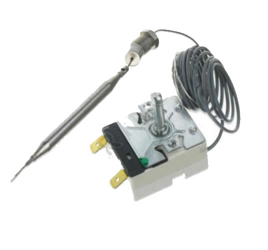 EGO 55.13034.120 Simple Phase thermostat de regulation 97-190 Friteuse pates
