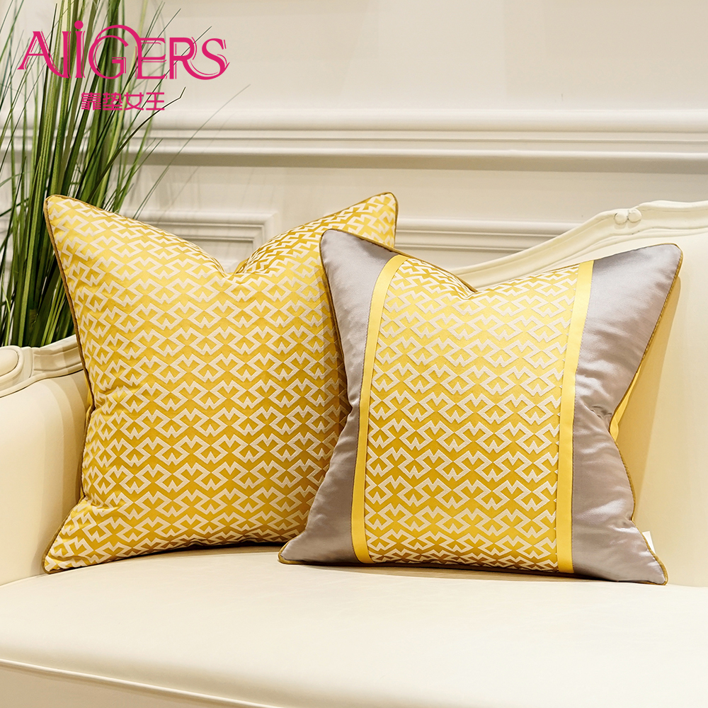 Avigers Gold Black Cushion Covers Luxury Modern Star Bee Decorative Pillow Cases for Sofa Bedroom Living Room Car in Cushion Cover from Home Garden