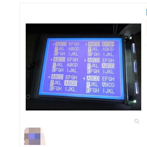 Pour le nouveau bord JD-2000 LCD couleur ordinateur coke mètre vérifier l'instrument de film pour détecter la luminosité de la lentille