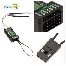VIVICIYA 2.4G 6CH FS-iA6B iA6B Récepteur PPM Sortie Avec iBus Port Compatible avec FS-i4 FS-i6 FS-i10 FS-GT2E FS-GT2G.