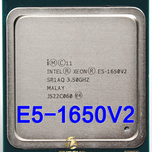 Intel Xeon Processor E5 1650V2 E5-1650 V2 E5 1650 V2 Cpu Lga 2011 Server Processor Desktop Processor