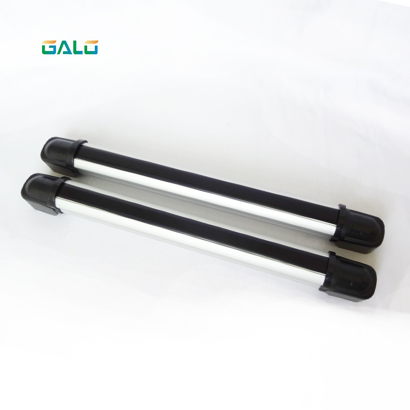 Dual Beam Infrared Radiation Barrier Detector For Door Window Wall Gate wired 2 Beams 5m max 5m belt lengthe wall amoutn barrier stanchions retractable betl for area separation