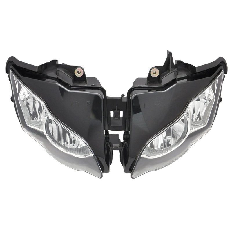 Headlight Fit Honda CBR1000RR 2008 2009 2010 CBR1000 RR 08 09 10 Motorcycle Front Head Light Headlamp Assembly arashi motorcycle radiator grille protective cover grill guard protector for 2008 2009 2010 2011 honda cbr1000rr cbr 1000 rr