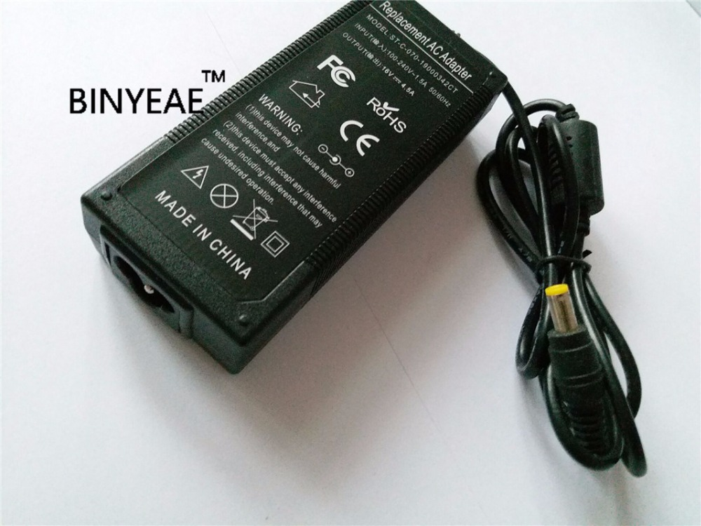 16v 4.5a 72w Ac /dc Power Supply Adapter Battery Charger For Panasonic Cf-19 Cf-r3 Cf-r4 Cf-r5 Cf-r6 Cf-r7 Utmost In Convenience