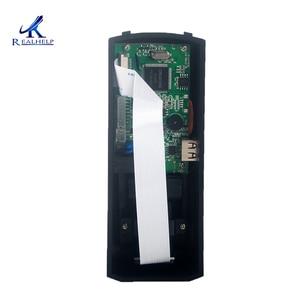 Image 5 - Standalone Vingerafdruk Toegangscontrole Met Stofdicht 125 Khz Rfid Kaartlezer Biometrische Deur Toegangscontrole Toetsenbord Wachtwoord