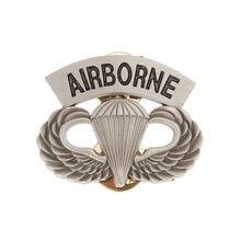Американский военный десантник Парашютист булавка крылья значок