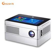 G400 mini equipo de proyección DLP 400 lúmenes HD 1080 P Win10 Tablet PC para aplicaciones de negocios