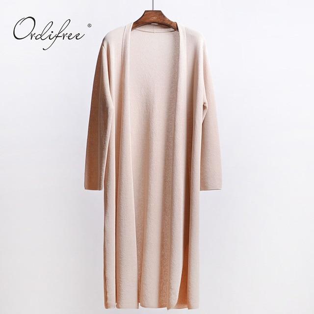 Manteau long femme d'ete