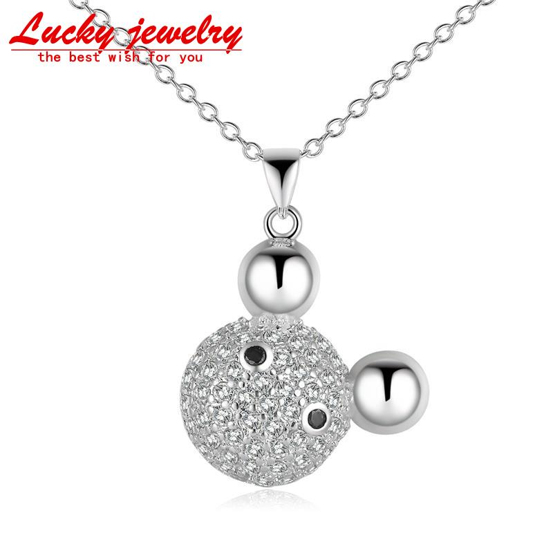 wholesale 2016 New Fashion silver plated Chain small mouse ...