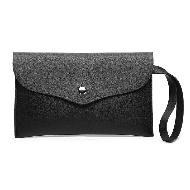 Fashion hand bag wallet new Korean version of the ladies boutique coin purse wallet fashion soft leather bag 0721