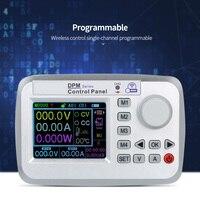 60 В постоянного тока импульсный источник питания с беспроводным контроллером TFT ЖК экран источники питания 8a 480 Вт программируемый источник
