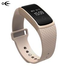 Moniteur de fréquence cardiaque Smart watch moniteur de Pression Artérielle Sport Smartwatch Appel rappel Anti-perte Montre-Bracelet Pour iOS Android Téléphone