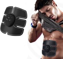 цены Abdominal Muscle Training Fat Burning Body Massager Fitness Muscle Stimulator Abdominal arm leg Slimming Gym Equipment