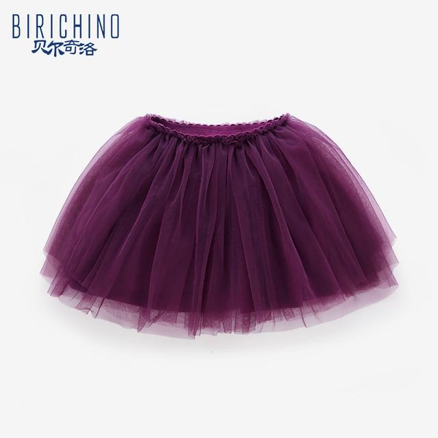 2016 Hot Sale Falda Girls Skirts Explosion Baby Skirt Girl Pettiskirt Cake Ballet Tutu Clothing Multilayer Tulle Dance1- 4T