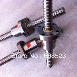 SFU1605  Ball Screw L350mm Ballscrews + Ball Nut for CNC XYZ no end machined набор кухонных ножей les essentiels
