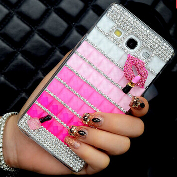 huge selection of eb5d8 ef2ef US $9.99  Red Lips 3D colored jelly Rhinestone Case Cover For Samsung  Galaxy J2 J200H J200G J200M J200F Case Free Shipping on Aliexpress.com    Alibaba ...