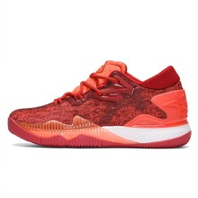 High quality Basketball Shoes boost Men Harden Vol.2 B42389 basket ball Sports sneakers RED Size 39-46