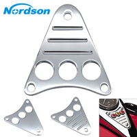 Nordson Motorcycle Dashboard Decoration Plaque Cover For Kawasaki Vulcan EN500A VN800A Classic VN800 Motorcycle Parts