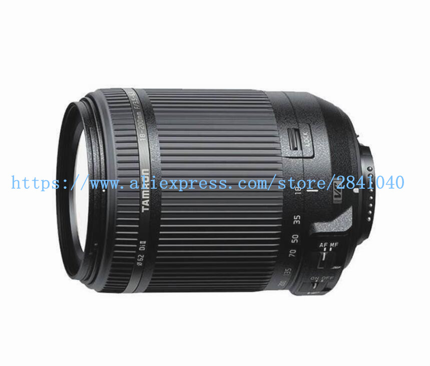 new For Tamron 18 200mm f / 3.5 6.3 Di II VC Lens (B018) for Nikon D3200 D3300 D3400 D5200 D5300 D5500 D5600 D7000 D7100 D7200