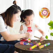 New Bee-eye Interesting Effect Magic Kaleidoscope Explore Baby Kids Children Learning Fun Educational Puzzle Toy