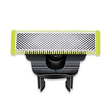 Philips oneblade cortador de cabeça, substituição com faca de t pequena qp2527 qp2523, acessórios originais