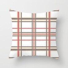 Fuwatacchi Home Decor Gradient Geometric Cushion Cover Wave Endless Dot Arrow Pillow Case for Sofa Chair Decorative