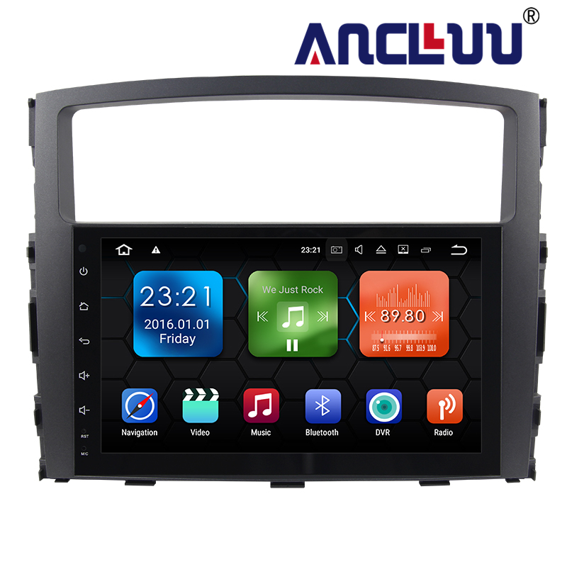 9 inch big screen Quad core Android 7 1 font b Car b font DVD GPS