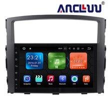 9 дюймов Большой экран Quad Core Android 7.1 автомобиль DVD GPS для Mitsubishi Pajero 2006 2007 2008-2014 2015 автомобиль Радио Стерео 2 г Оперативная память