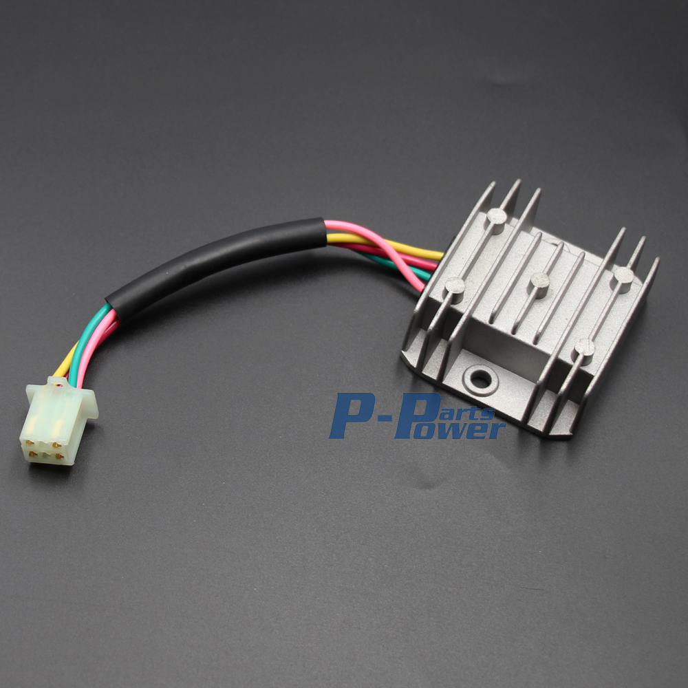 small resolution of complete electrics atv quad 150cc 200cc 250cc 300cc 3 holes stator cdi coil wire harness zongshen lifan new in motorbike ingition from automobiles