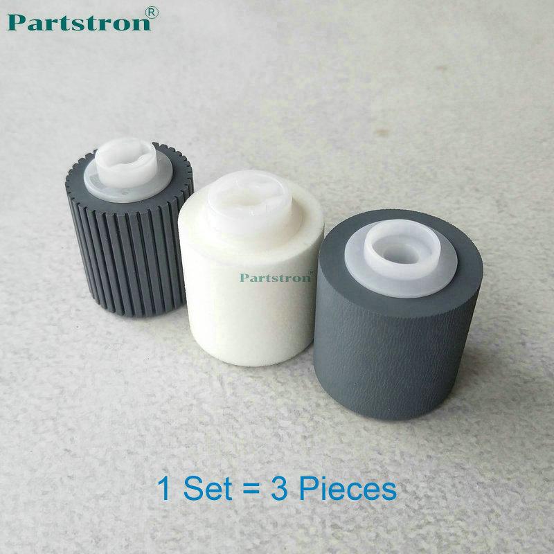 adf pickup roller kit para uso em sharp mx m623n 623u 753n 753u 565n 465n 365n