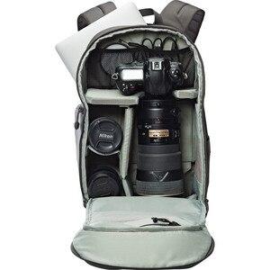 Image 1 - Nouveau véritable Lowepro Transit sac à dos 350 AW SLR appareil photo sac à dos épaules avec couverture tous temps en gros