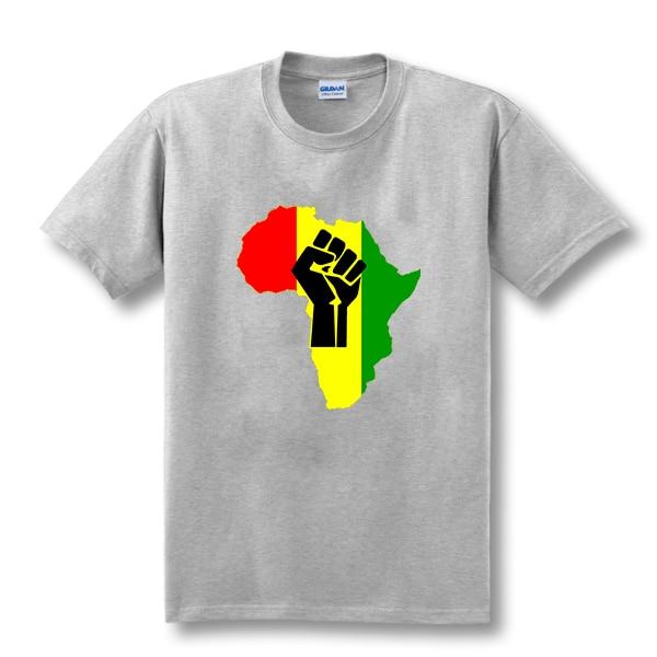T-shirt Afrique Power 2