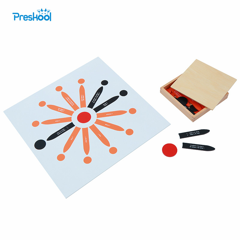 Baby Toy Montessori Reading Analysis 2nd Set Wood Early Childhood Education Preschool Training Kids Toys Brinquedos Juguetes new wooden montessori family version brown stair width 0 7 cm to 7 cm early childhood education preschool training baby gifts