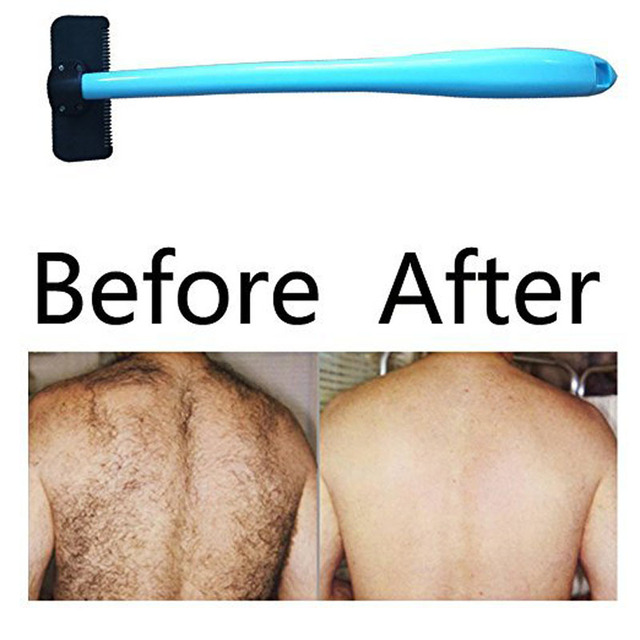 The Ultimate Back Shaver