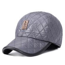 Stylish Men Baseball Ear Flaps Cap