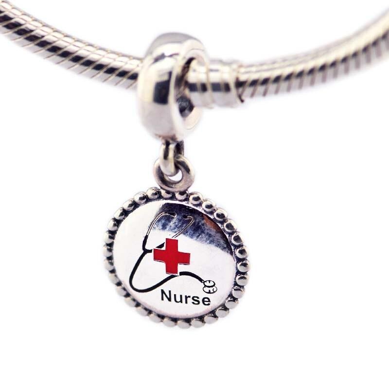 charm pandora infermiere