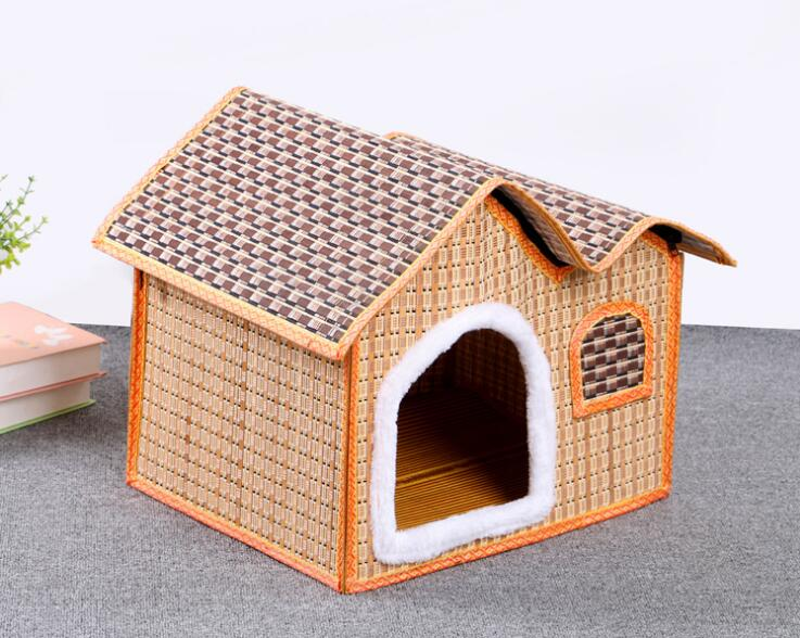 Spring and summer dogs house roof nest mouth stuffed spot provide pet supplies can unpick and & Compare Prices on Dog House Roof- Online Shopping/Buy Low Price ... memphite.com