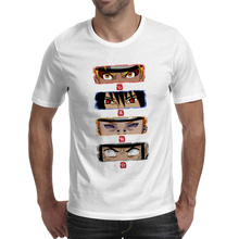 Naruto Eyes And Akatsuki Team T-Shirt