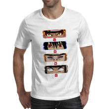 Naruto Eyes And Akatsuki Team T Shirt