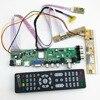 15 32 Inch Universal Digital TV Board Support DVB T2 T C Russian Language LCD TV